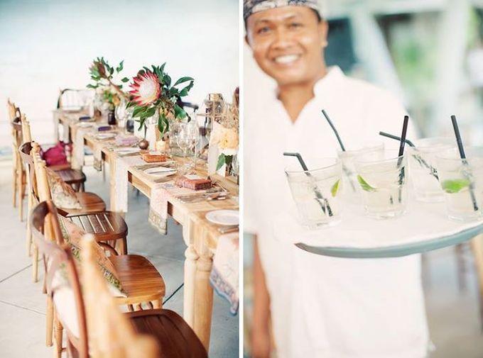 Indah & Robin Cultural Bali Wedding by Flying Bride - 018