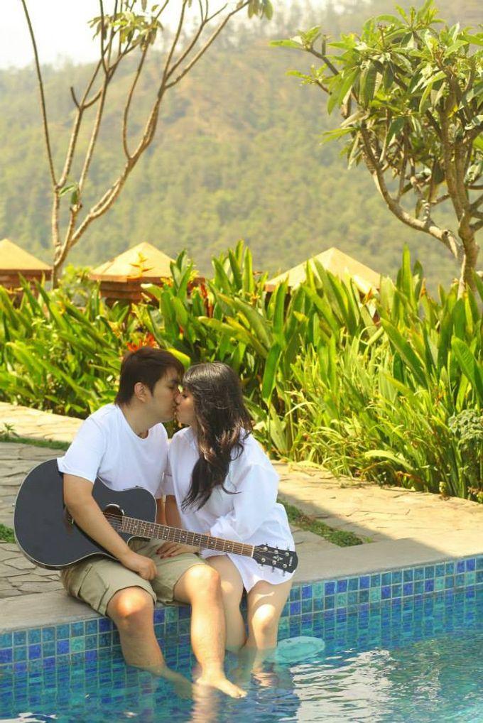 Prewedding Kivan and Sisca by Xinxin Make Up - 001