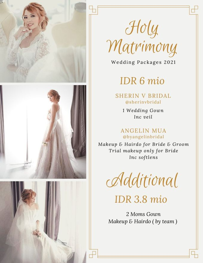 PACKAGE 2021 by AngeLin Bridal - 003
