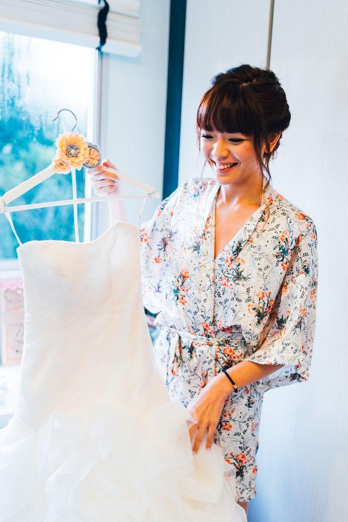 Maurice & Cherri Wedding Day Coverage Part 1 by Vera Wang Singapore - 010