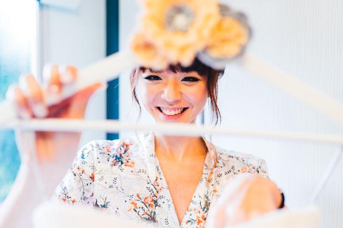 Maurice & Cherri Wedding Day Coverage Part 1 by Vera Wang Singapore - 011