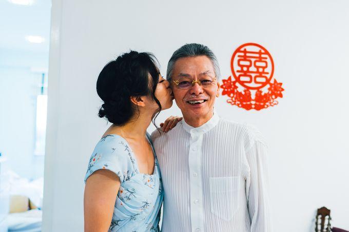 Maurice & Cherri Wedding Day Coverage Part 1 by Vera Wang Singapore - 015