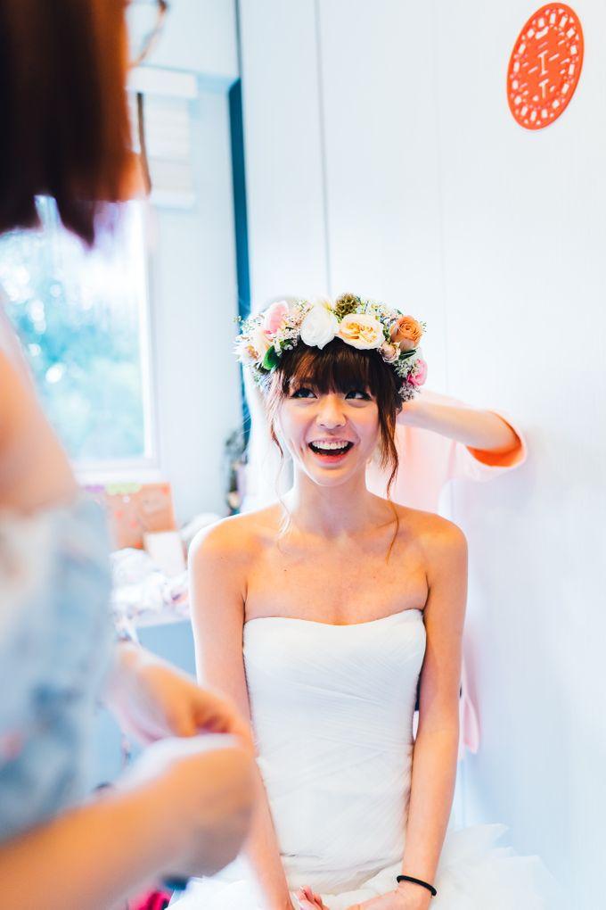 Maurice & Cherri Wedding Day Coverage Part 1 by Vera Wang Singapore - 016
