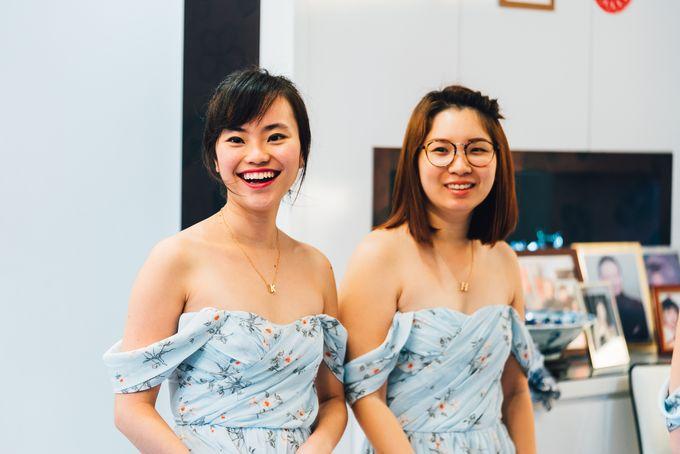 Maurice & Cherri Wedding Day Coverage Part 1 by Vera Wang Singapore - 021