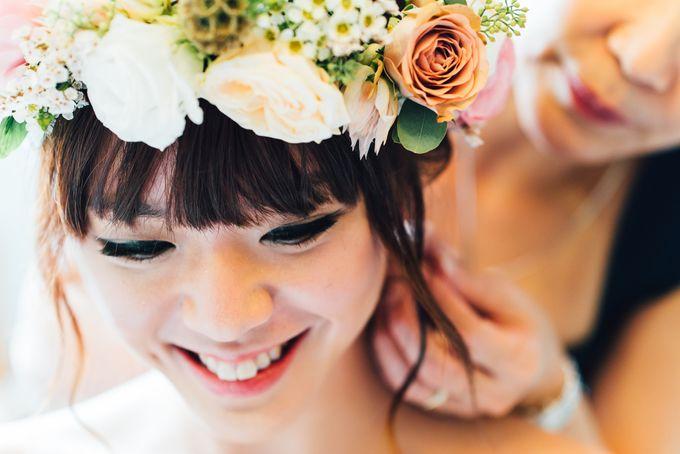 Maurice & Cherri Wedding Day Coverage Part 1 by Vera Wang Singapore - 022