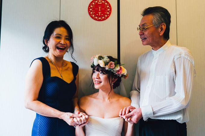 Maurice & Cherri Wedding Day Coverage Part 1 by Vera Wang Singapore - 023