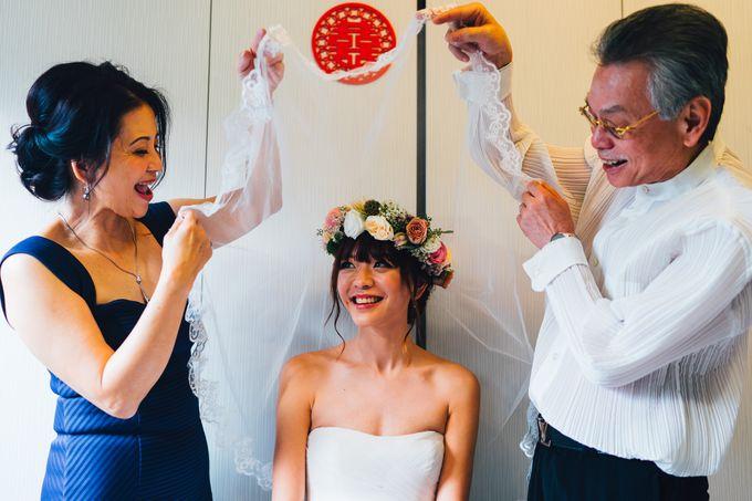 Maurice & Cherri Wedding Day Coverage Part 1 by Vera Wang Singapore - 026