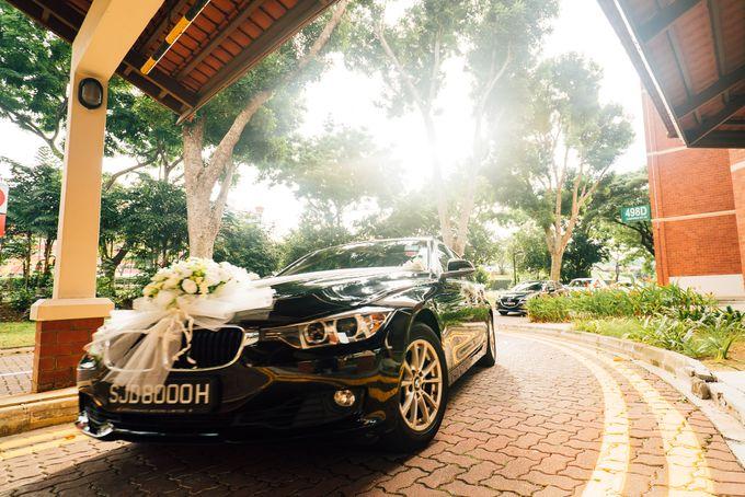 Maurice & Cherri Wedding Day Coverage Part 1 by Vera Wang Singapore - 028