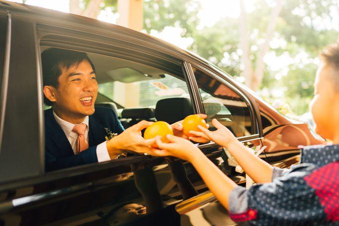 Maurice & Cherri Wedding Day Coverage Part 1 by Vera Wang Singapore - 030
