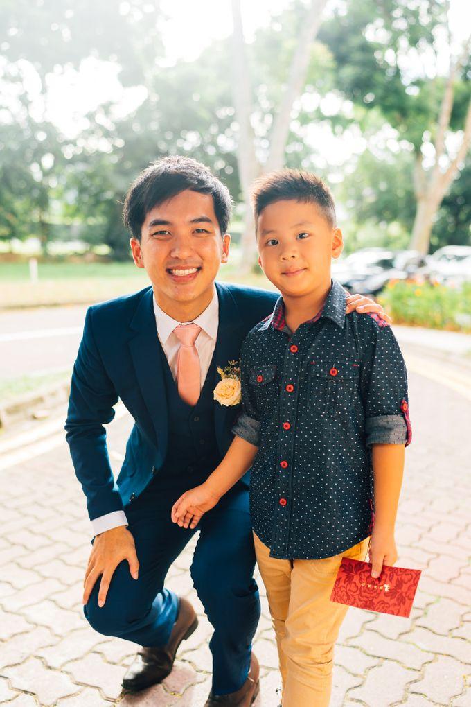 Maurice & Cherri Wedding Day Coverage Part 1 by Vera Wang Singapore - 032
