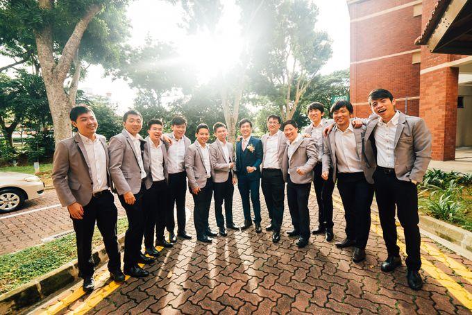 Maurice & Cherri Wedding Day Coverage Part 1 by Vera Wang Singapore - 033