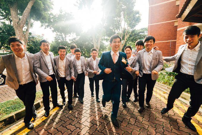 Maurice & Cherri Wedding Day Coverage Part 1 by Vera Wang Singapore - 034