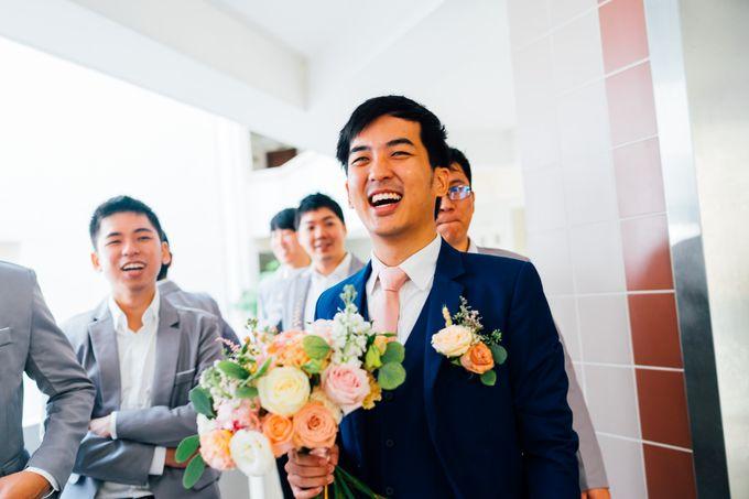 Maurice & Cherri Wedding Day Coverage Part 1 by Vera Wang Singapore - 035