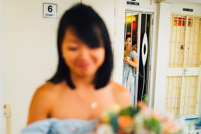 Maurice & Cherri Wedding Day Coverage Part 1 by Vera Wang Singapore - 040