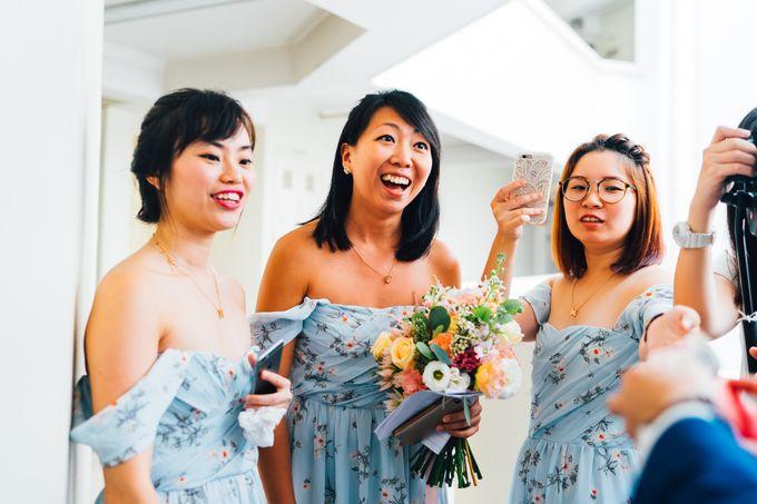 Maurice & Cherri Wedding Day Coverage Part 1 by Vera Wang Singapore - 041