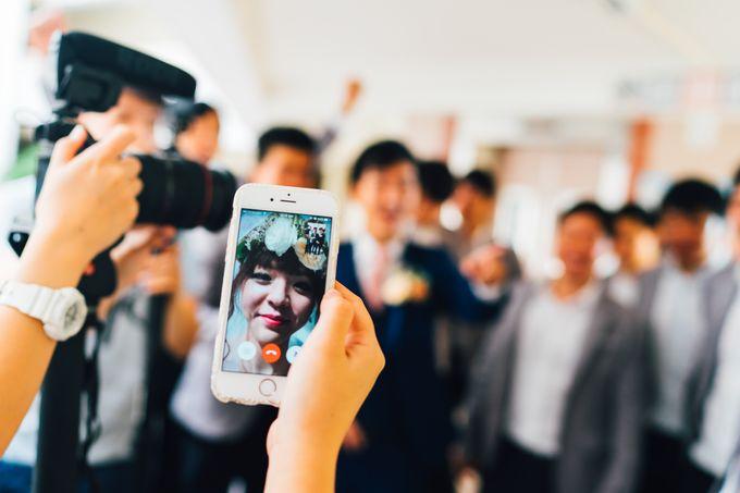 Maurice & Cherri Wedding Day Coverage Part 1 by Vera Wang Singapore - 043