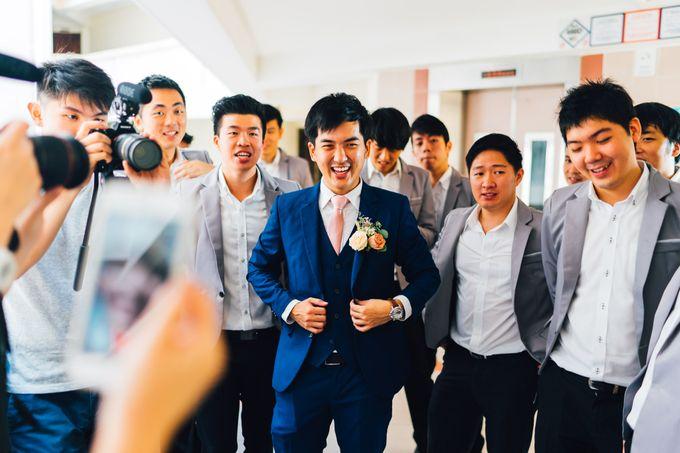 Maurice & Cherri Wedding Day Coverage Part 1 by Vera Wang Singapore - 044