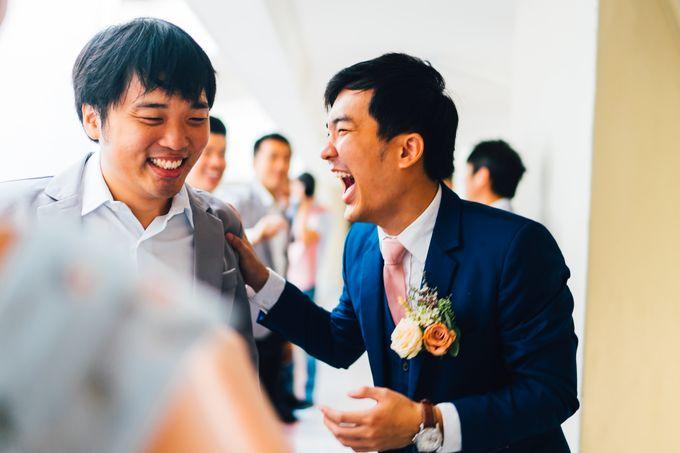 Maurice & Cherri Wedding Day Coverage Part 1 by Vera Wang Singapore - 045