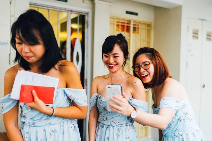 Maurice & Cherri Wedding Day Coverage Part 1 by Vera Wang Singapore - 046