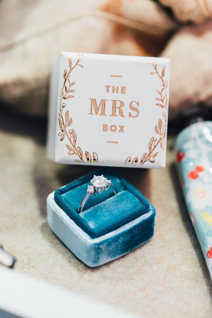 Maurice & Cherri Wedding Day Coverage Part 1 by Vera Wang Singapore - 008