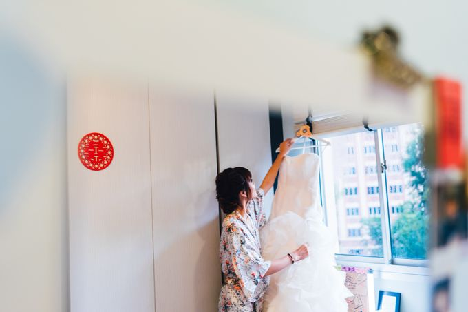 Maurice & Cherri Wedding Day Coverage Part 1 by Vera Wang Singapore - 009