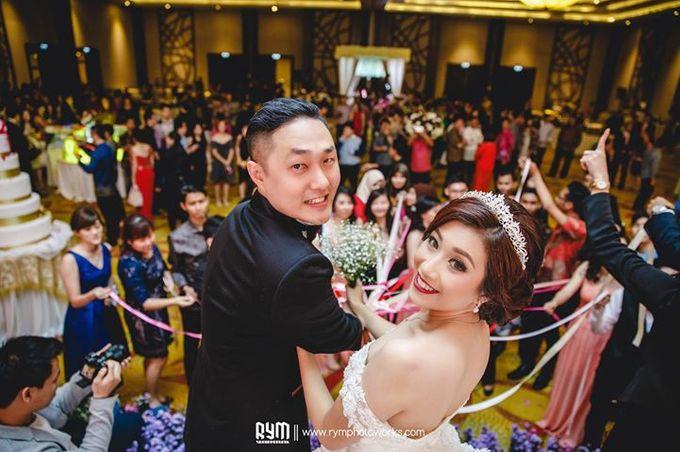 Edward & Winda wedding day by Mimi kwok makeup artist - 003