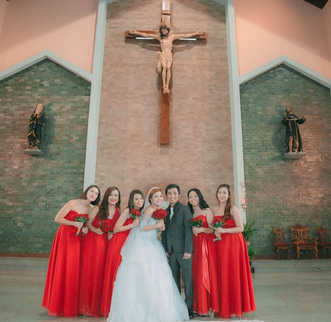 Ryan and Claire Wedding by LARM Aerial and Studios - 011