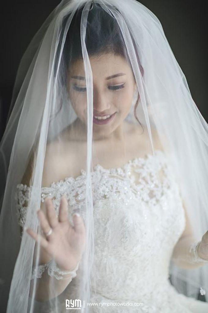 Edward & Winda wedding day by Mimi kwok makeup artist - 015