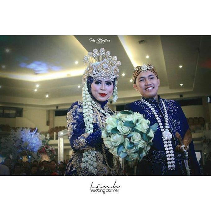 wedding day annisa and fauzan by Link Wedding Planner - 002