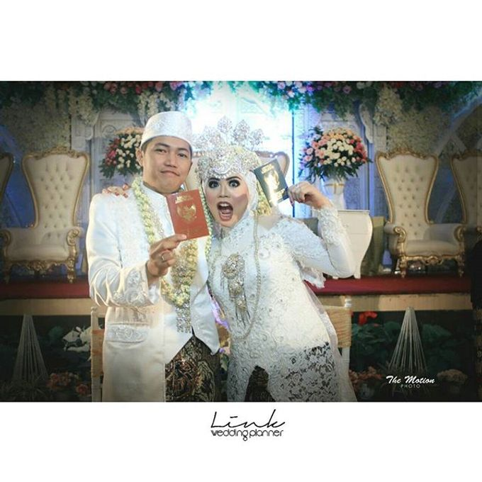 wedding day annisa and fauzan by Link Wedding Planner - 005