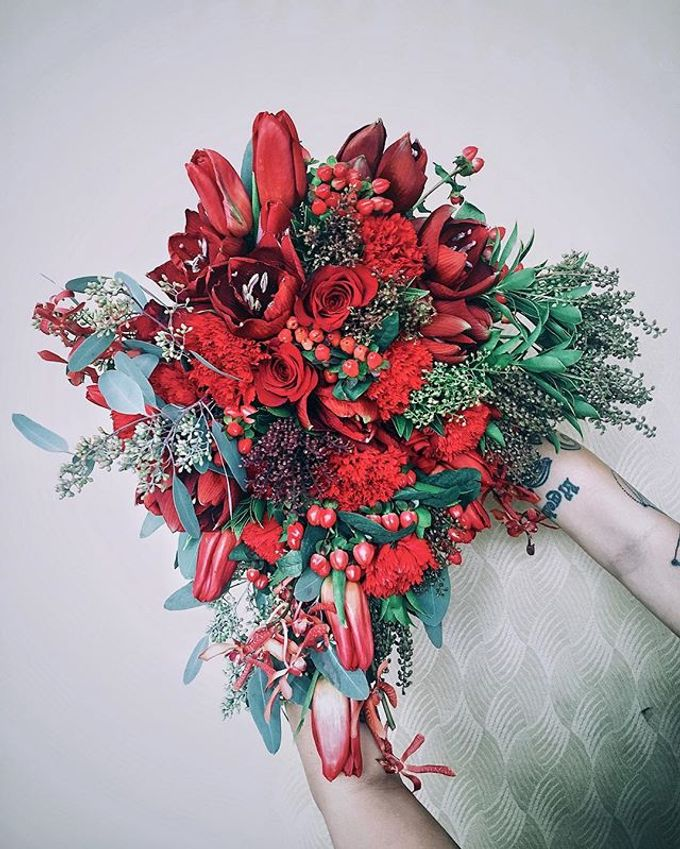 Bouquets  by Weddings by TV - 041