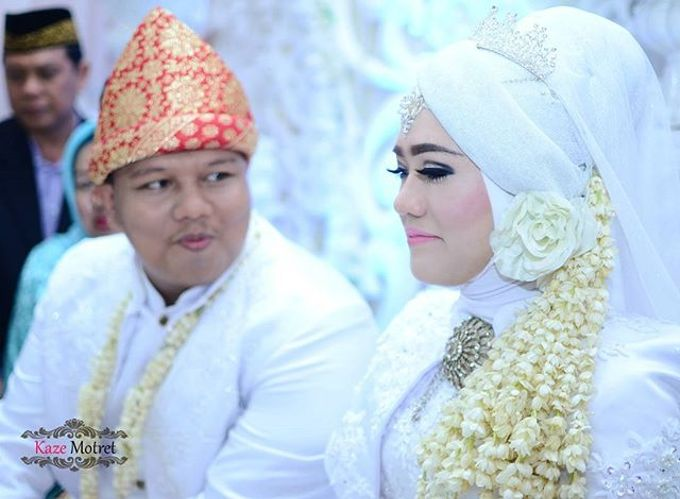 THE WEDDING OF NORA & AGUNG by Kaze Motret - 002
