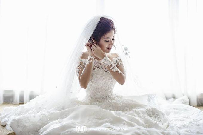Edward & Winda wedding day by Mimi kwok makeup artist - 007