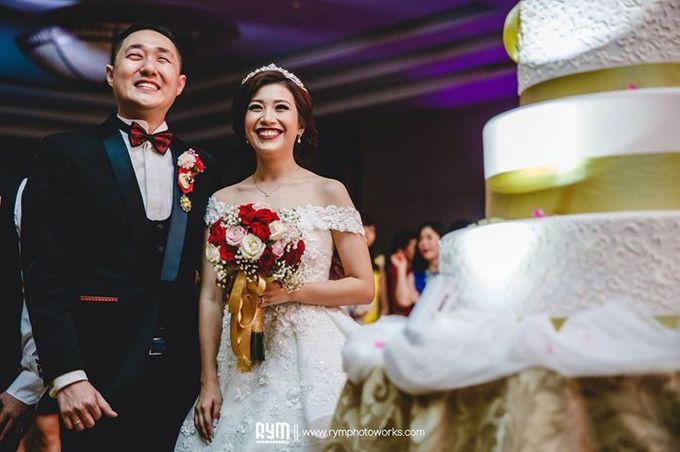 Edward & Winda wedding day by Mimi kwok makeup artist - 002