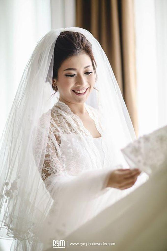 Edward & Winda wedding day by Mimi kwok makeup artist - 010