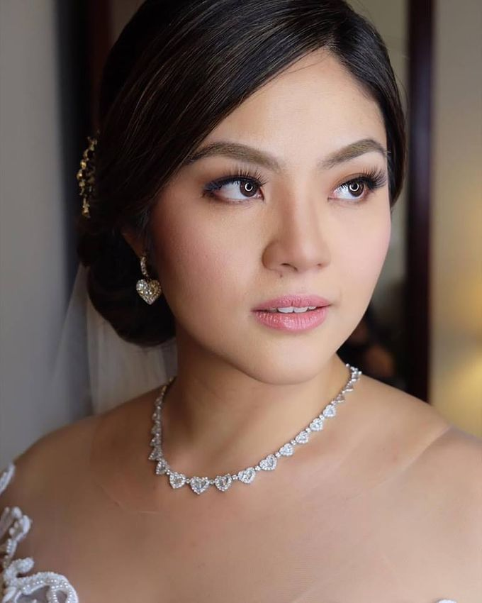 Brides by Aica Latay Makeup Artistry - 002