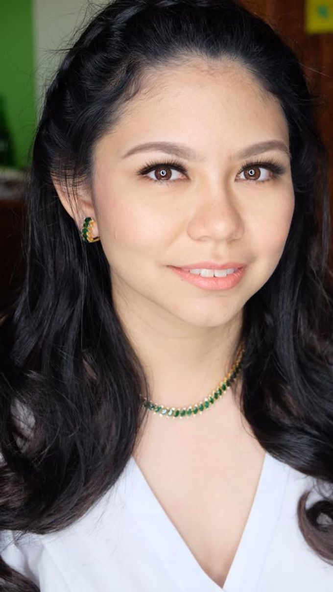 Brides by Aica Latay Makeup Artistry - 011