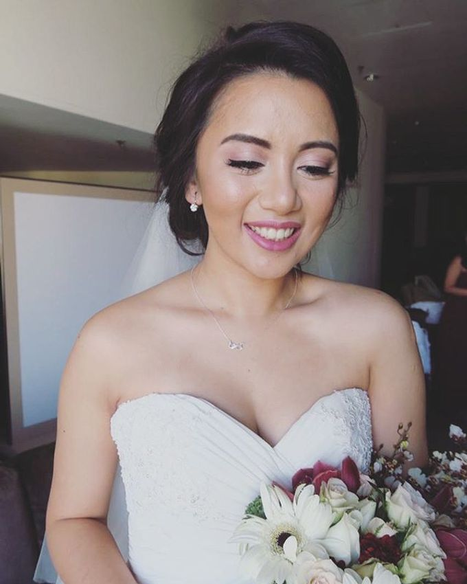 Bridal Makeup & Hair by My Cherry Style - 026