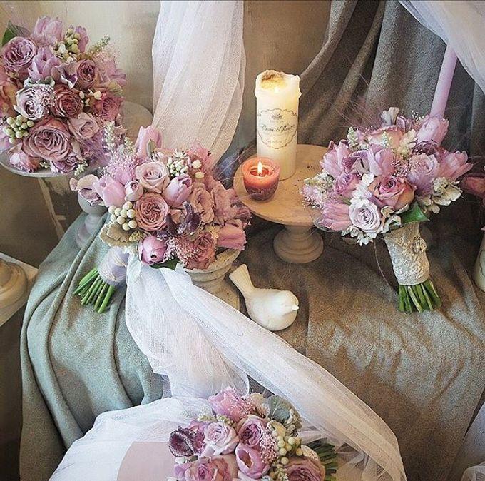 Wedding  by LadyEvaFlorist - 006