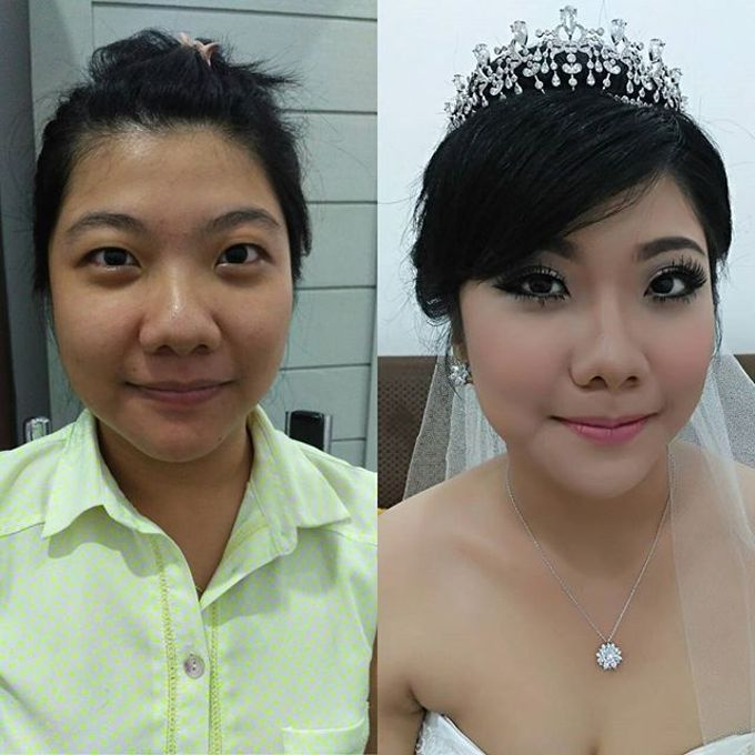 Wedding Makeup By Me by Yasca Natalia MakeupArtist - 004