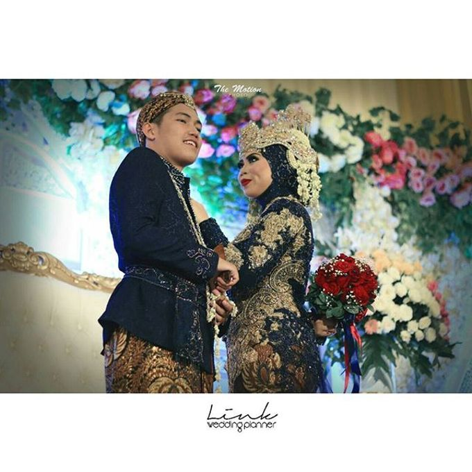 wedding day annisa and fauzan by Link Wedding Planner - 003