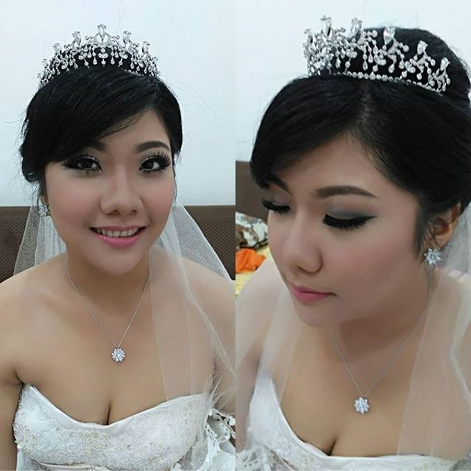 Wedding Makeup By Me by Yasca Natalia MakeupArtist - 003