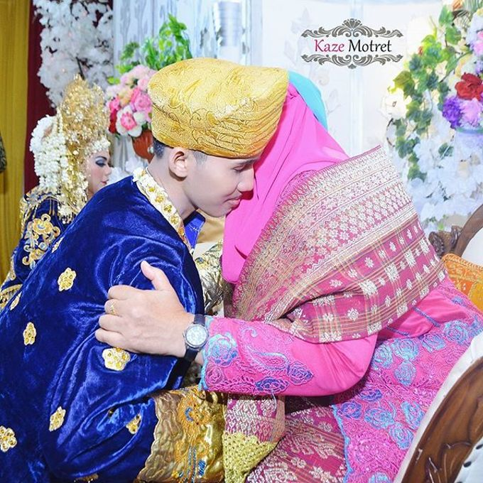 THE WEDDING OF NURUL & FAUZAN by Kaze Motret - 001