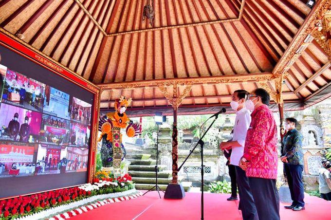 Kunjungan Presiden RI Jokowi by Delapanam Rental Bali - 002