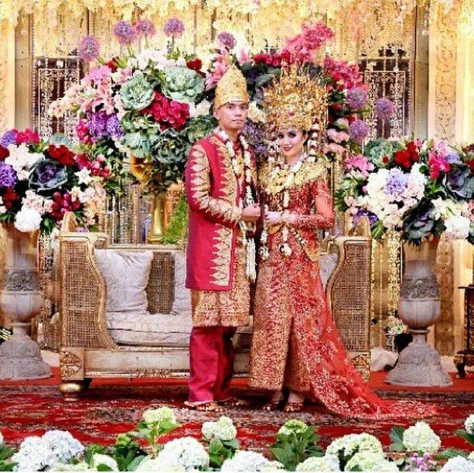 Tarian Palembang by Watie Iskandar Wedding Decoration & Organizer - 002