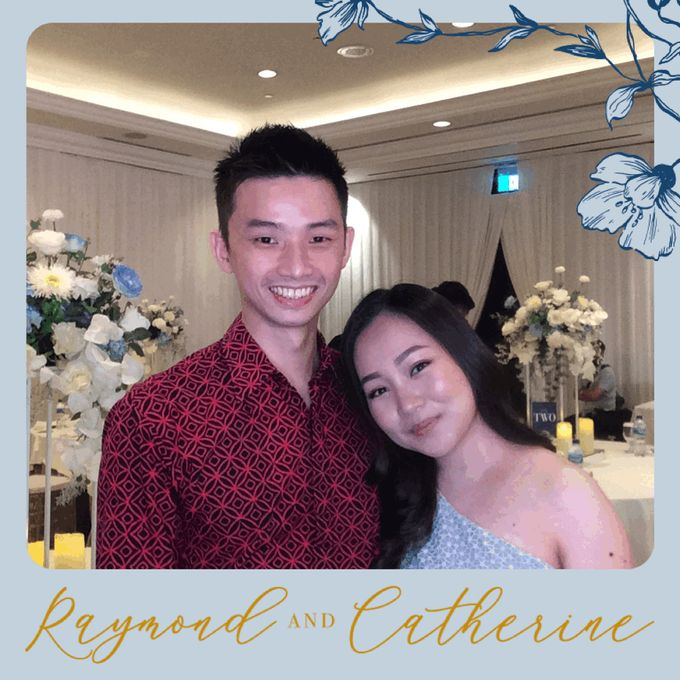 Wedding Raymond and Catherine by The HoloGrail - 005