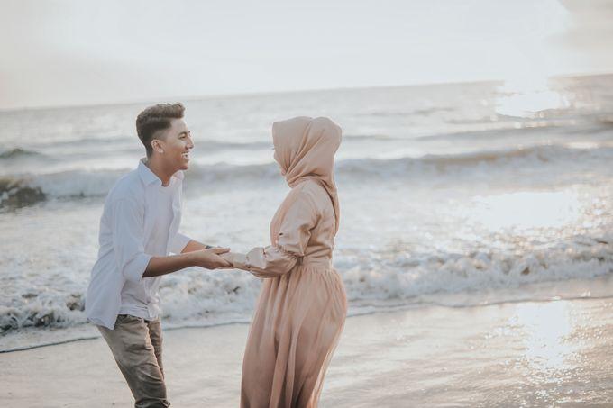 Romantic moment Haris & utti by asmaraloka.picture - 001