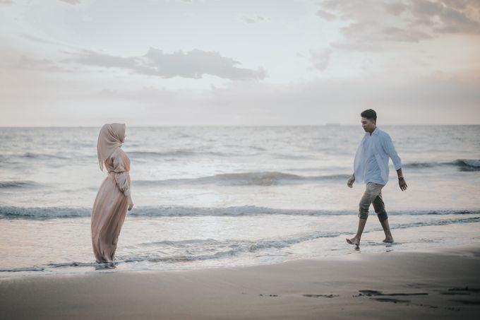 Romantic moment Haris & utti by asmaraloka.picture - 007