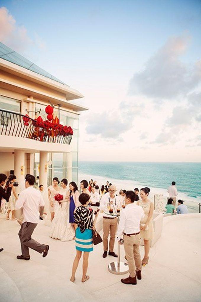 Kevin & Nastassya's Bali Wedding by Flying Bride by Flying Bride - 017