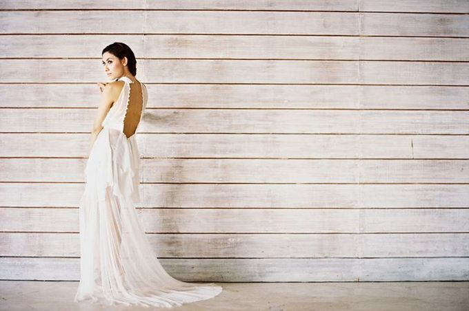 Born This Way Fall Winter 2012 Bridal Photoshoot by Wirawan Sanjaya by Bramanta Wijaya Sposa - 003